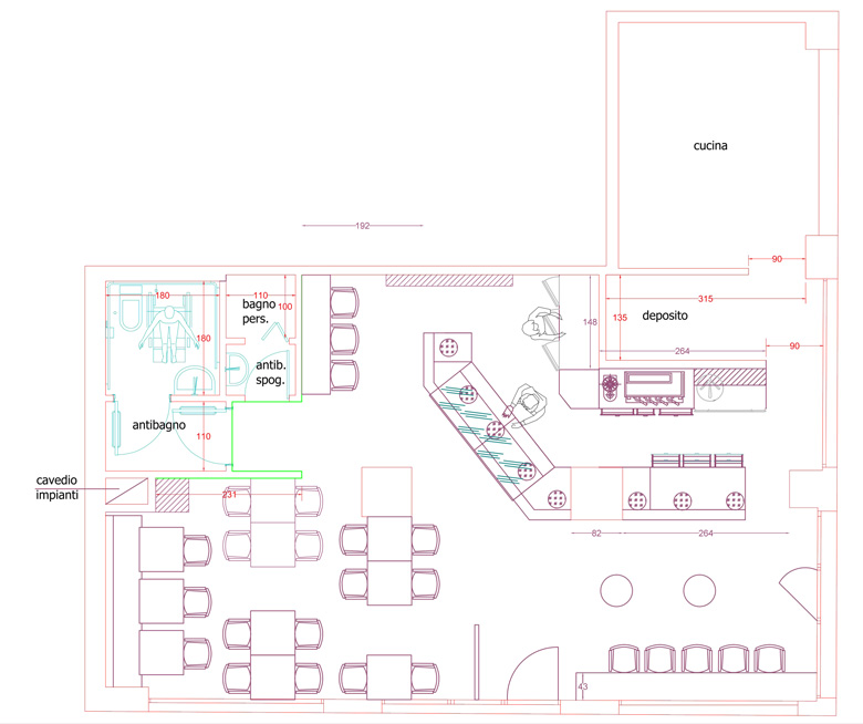 Design » Arredi Bagno Dwg - Galleria Foto delle ultime Bagno Design